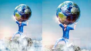 Picsart Manipulation Editing, Movie Poster Picsart,Picsart Editing Tutorial, Background Change,
