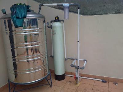 Saringan Air Sederhana Di Juanda