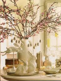 Easter Table Decoration Ideas Pinterest