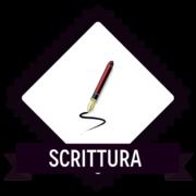 Badge scrittura