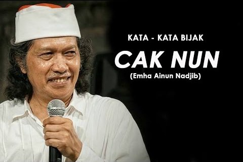 Kata Kata Bijak Cak Nun