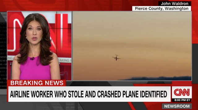 The man who stole a plane said he didn't need much help: 'I've played some video games'
