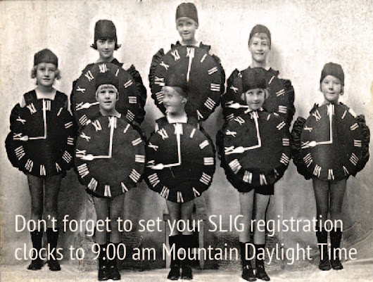 Salt Lake Institute of Genealogy Registration Opens Saturday, July 8th