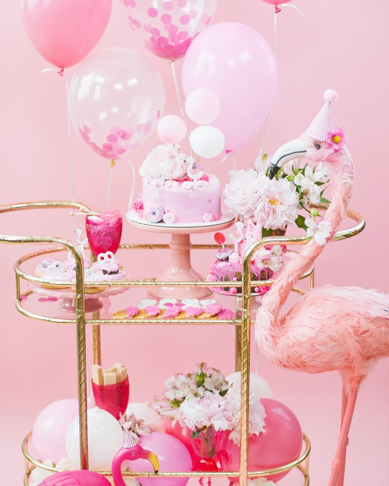 Impormptu Flamingo Party The Party Parade