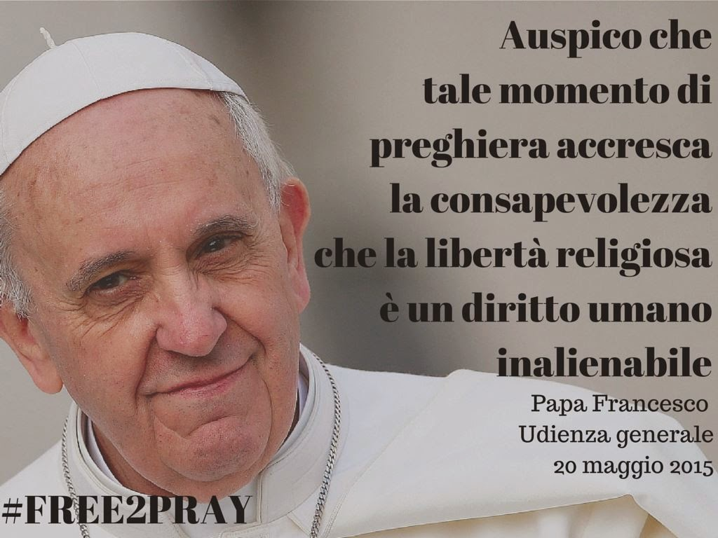 Frasi Sul Volontariato Di Papa Francesco