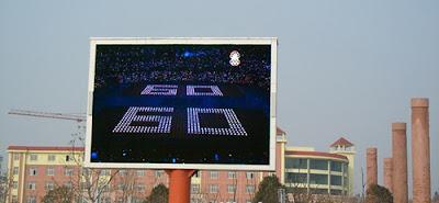 Địa chỉ thi công màn hình led p5 outdoor ngoài trời tại Yên Bái