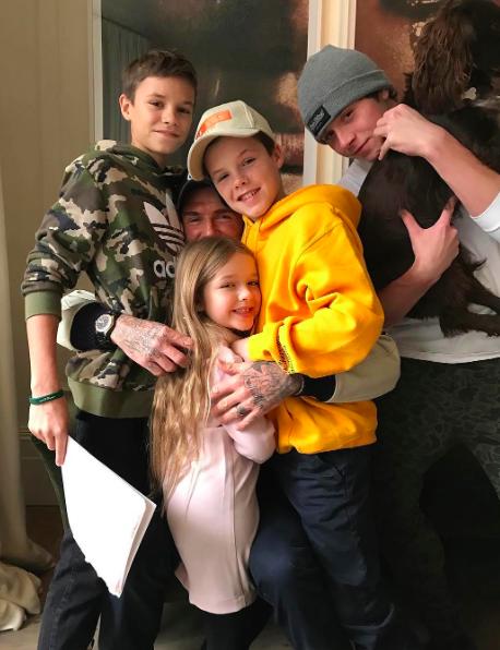 Harper Beckham Fashion Blog: January 2017