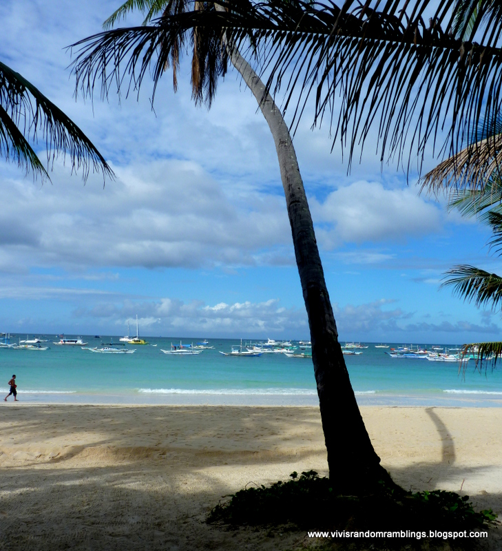 Boracay Beach: Vivi's Random Ramblings: Boracay Island, Philippines- One