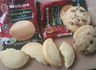 walker shortbread gluten free packs