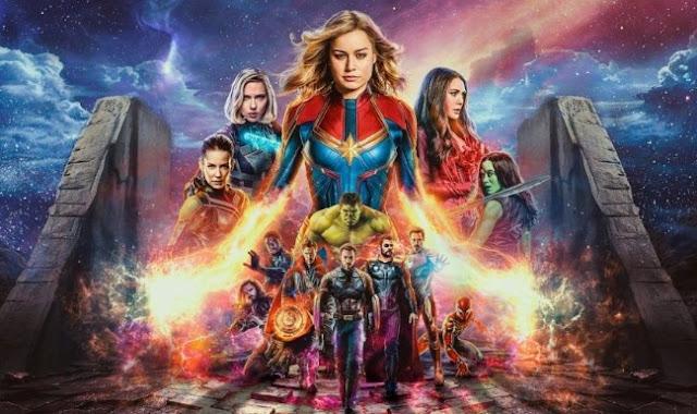 Avengers 4 Endgame - Rilis 26 April 2019