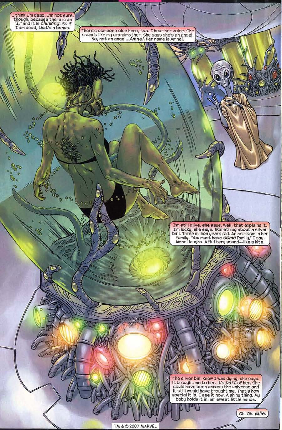 Read online Silver Surfer (2003) comic -  Issue #10 - 6