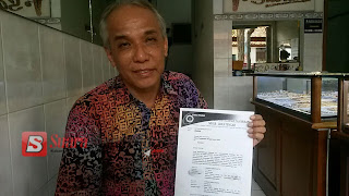 Serahkan Berkas Ke PT, Go Kian An Berharap Eksekusi Dapat Segera Dilaksanakan