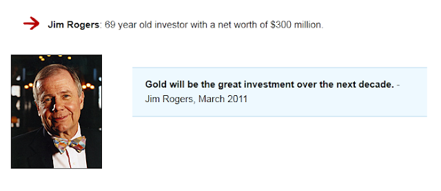 jim rogers reviews on gold ira