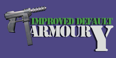 gta sa mod improved default armoury logo