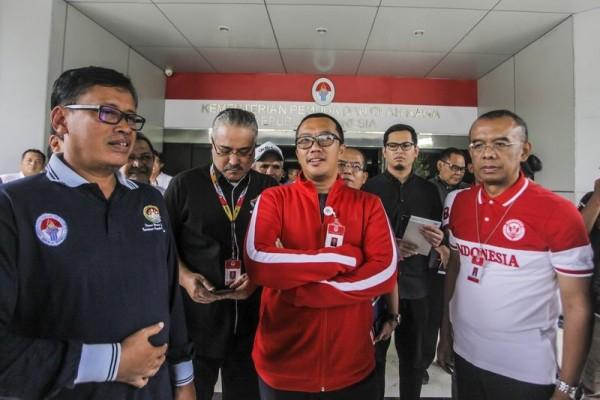 OTT di Kemenpora, Kok Hanya Selevel Deputi Ditangkap KPK