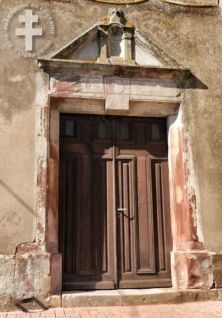FREMENIL (54) - Eglise