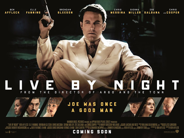 posterului filmului legea noptii