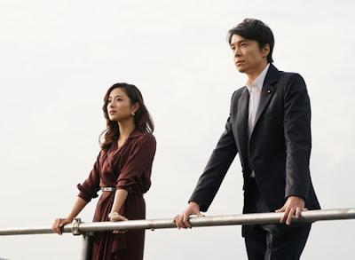 映画「シン・ゴジラ」で「石原さとみ」と「長谷川博己」