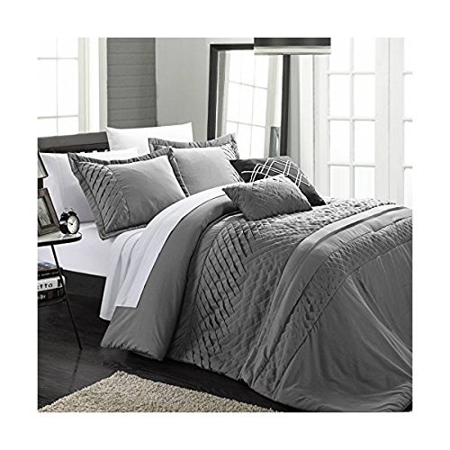 Best 28 Charcoal Gray Comforter Sets Beautiful Modern