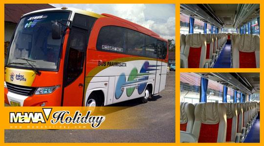 PO. Bus Pariwisata Di Bandung Dengan Fasilitas Terbaik PAKAR WISATA