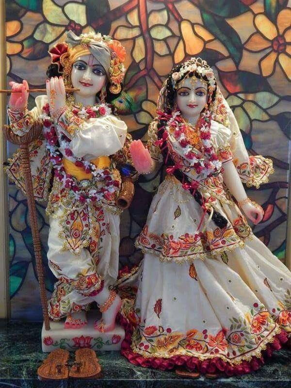 Radha Krishna SMS Love Status Shayari in Hindi