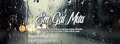 [PSD ẢNH BÌA] Em Gái Mưa - Hương Tràm