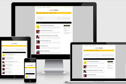 Download Nubie Fast Pro Responsive Blogger Template Redesign