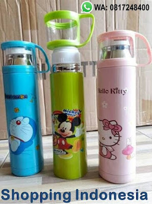 botoll termos karakter , jual botol termos , botol termos air panas , botol termos lucu , botol termos murah, termos karakter unik
