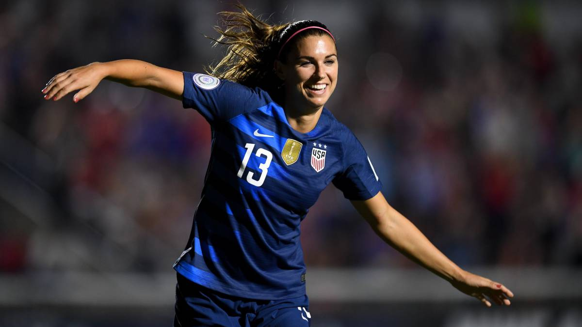 Alex Morgan Poster Wallpapers Sports Pictures