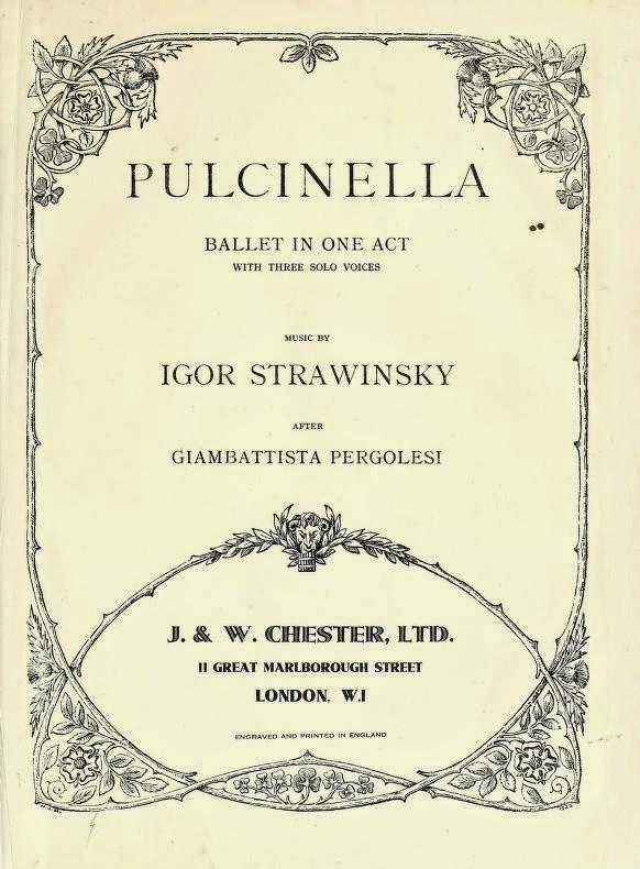 Ballet Strawinsky