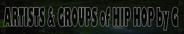 Artistas & Grupos de Rap / Hip Hop por G