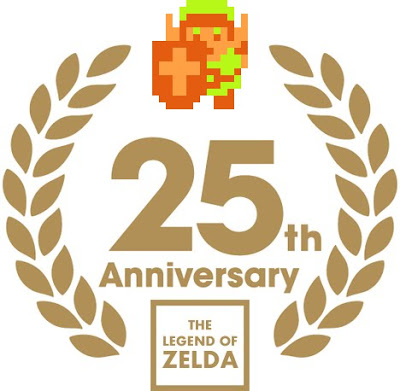 Feliz 25 aniversario The legend of zelda