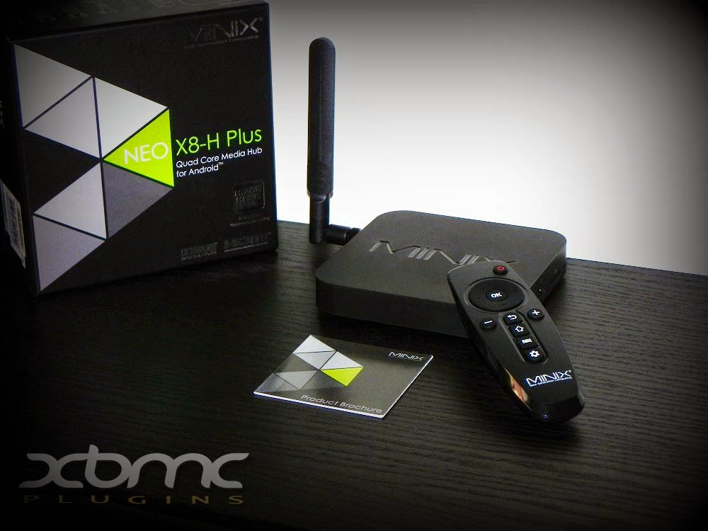MINIX X8-H Plus - Review