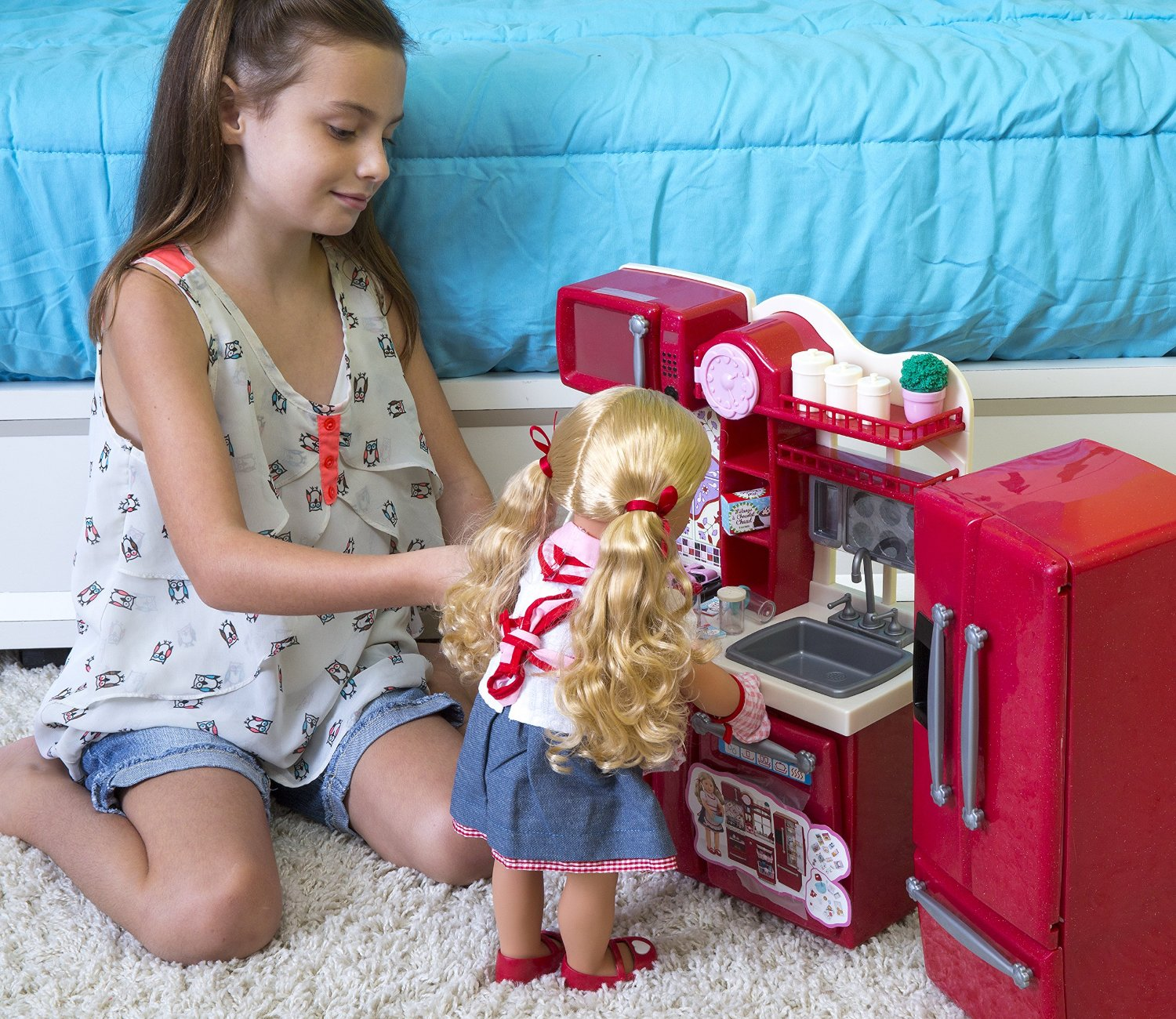 Missys Product Reviews Our Generation Jenny And The