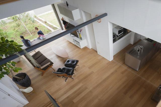 ไอเดียออกแบบระเบียงและห้องนั่งเล่นในบ้าน