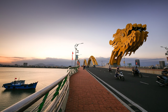 Top 5 famous bridges in Da Nang