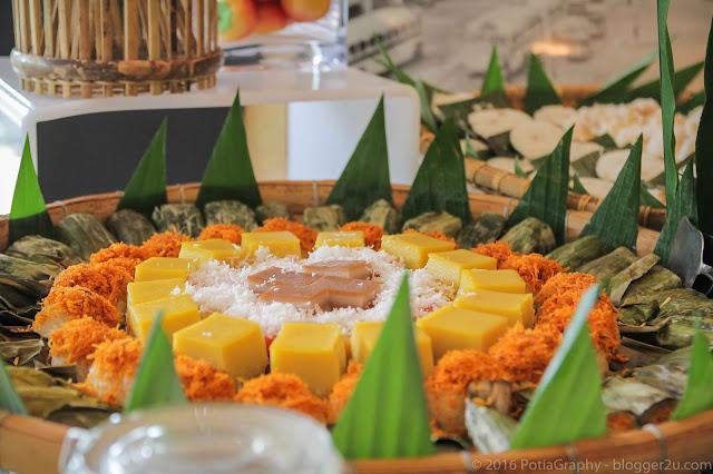 Kuih tradisi - Selera Desa Hotel Ancasa & SPA Kuala Lumpur
