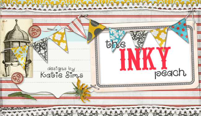Inky Peach Designs