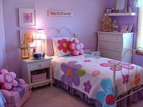Bila Ada Anak Perempuan Mesti Request Nak Bilik Tidur Cantikkan Imaginasi Ni Unik Sebab Perkembangan Sel Mereka Sedang Berkembang