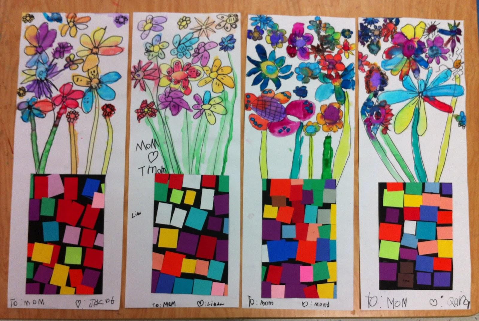 Apex Elementary Art: for mom