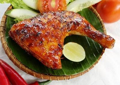 Hasil gambar untuk ayam bakar madu
