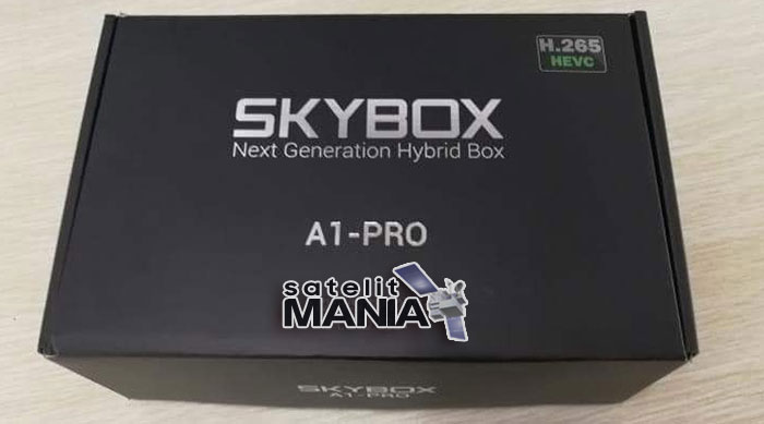 Cara Memasukkan Biss Key Di Skybox A1 Pro Terbaru