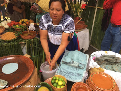 Mexican Cook from Michoacán