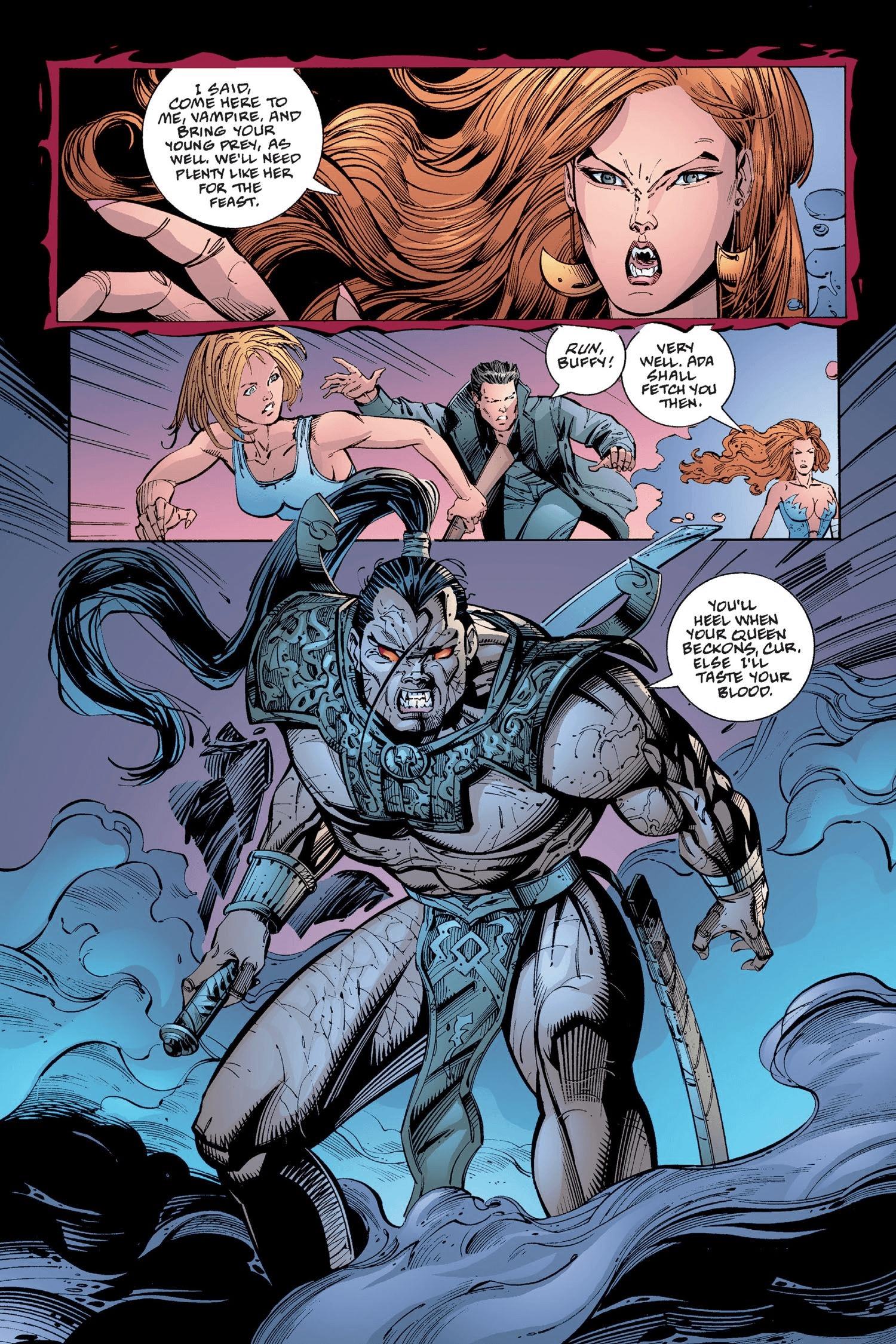 Read online Buffy the Vampire Slayer: Omnibus comic -  Issue # TPB 2 - 253