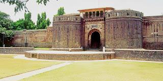 Tourist Place At Pune Shaniwar Wada