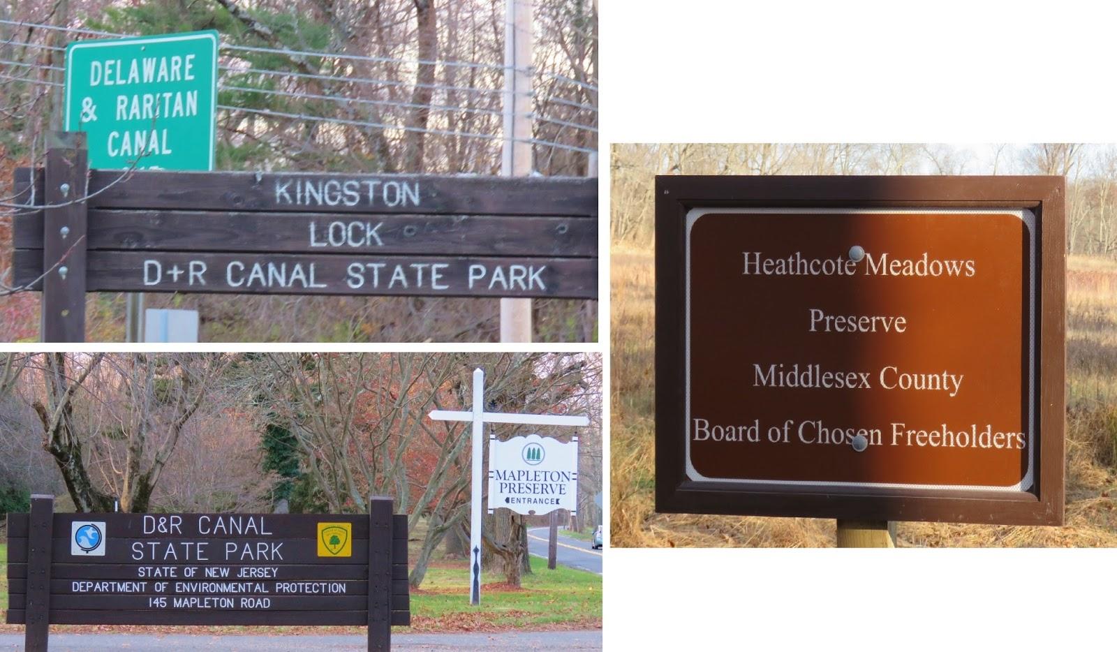 Gone Hikin': Delaware & Raritan C State Park, NJ - Kingston Trails on