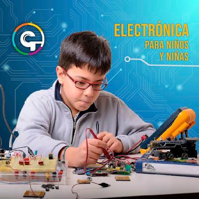 Curso de Electrónica para Niños 2018