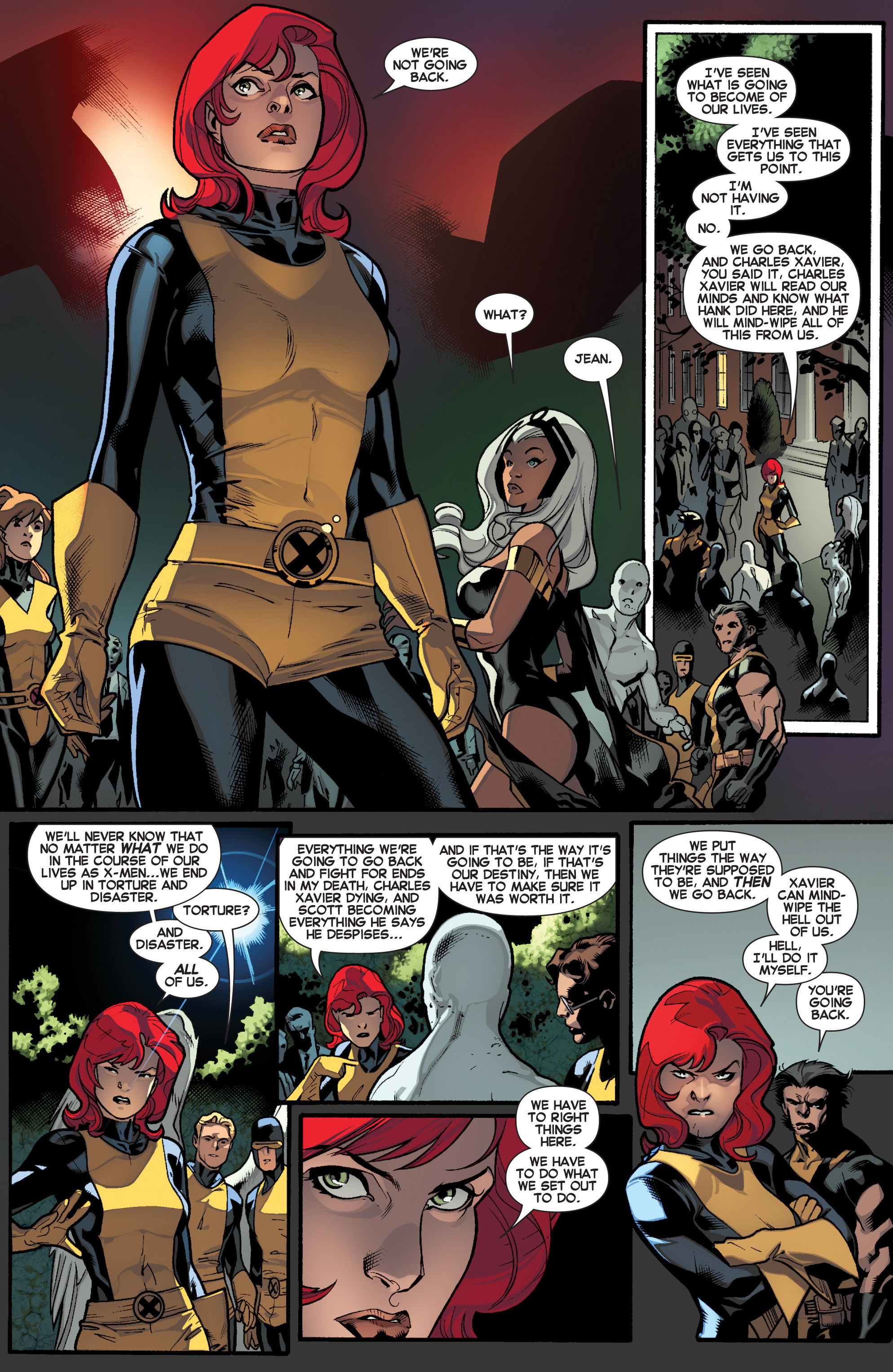 Read online All-New X-Men (2013) comic -  Issue # _Special - Yesterday's X-Men - 99