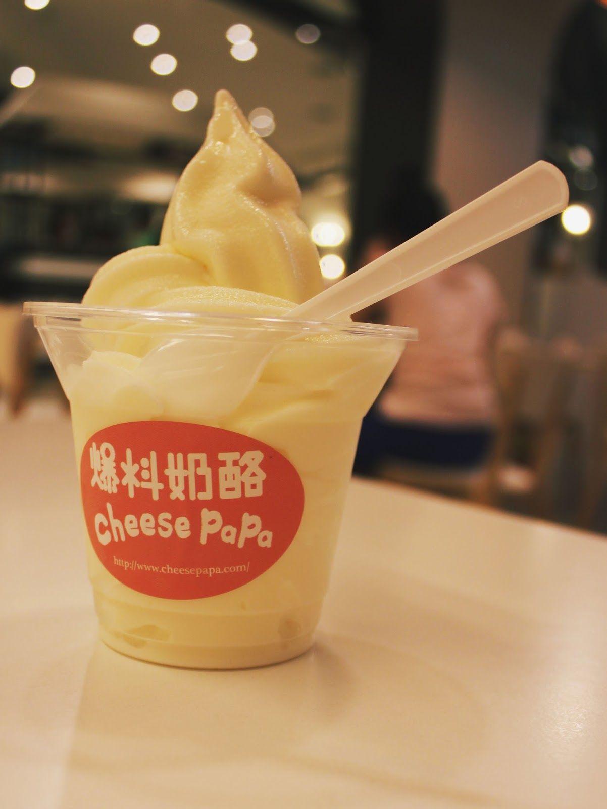 ice-cream taiwan cheap affordable cute cafe cheese papa