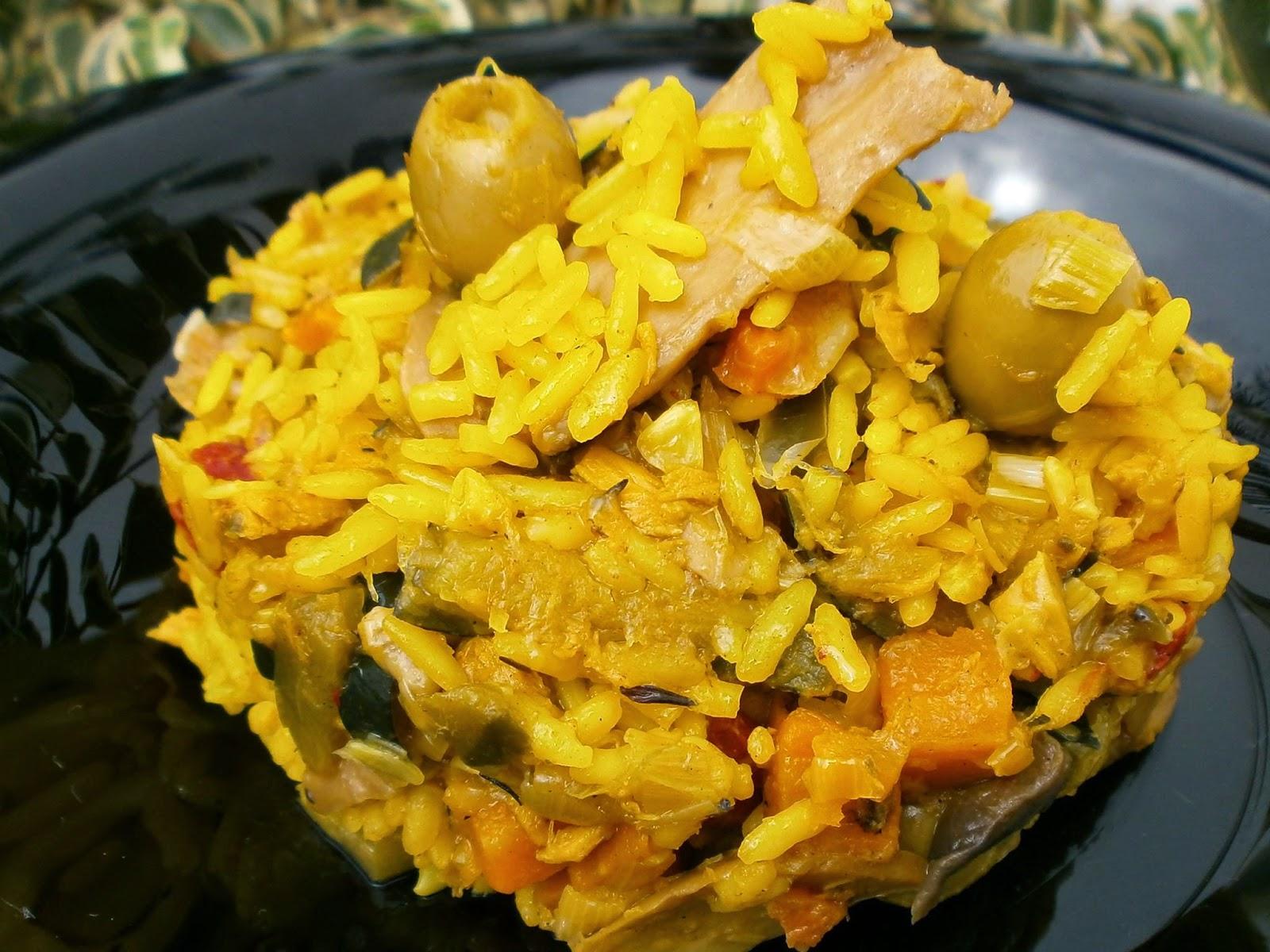 recetas con atun en lata y arroz